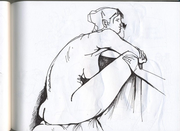 sva figure drawing workshop